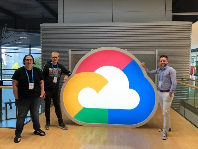 Google Cloud Summit 2019 SPOO Team