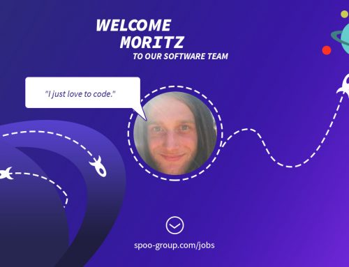 """I JUST LOVE THE CODE"" 🤘 Welcome Moritz👈"